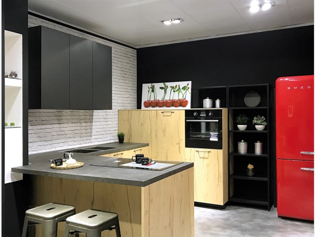Cucina angolare Berloni Cacth BVolume