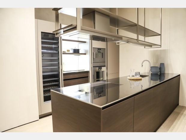 Cucina con Isola Dada Hi-Line 6