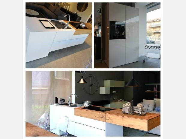 Cucina con Isola Lago 36e8 kitchen