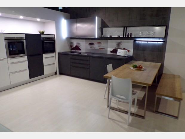 Cucina lineare Kitchen Line Design Stone