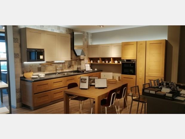 Cucina angolare Veneta Cucine DIALOGO
