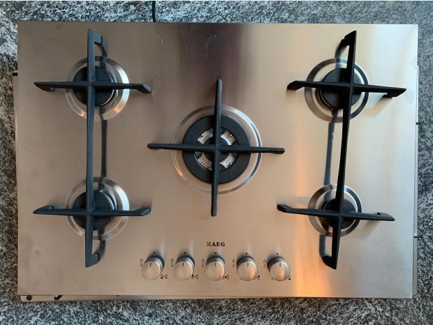 AEG Piano cottura HG 755820 UM