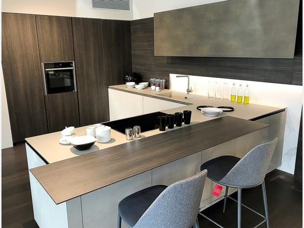 Cucina angolare Modulnova SKILL