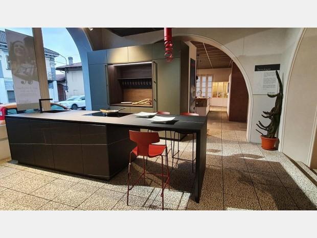 Cucina con Isola Meson's Murano