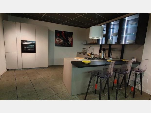 Cucina angolare Meson's M22 Linea