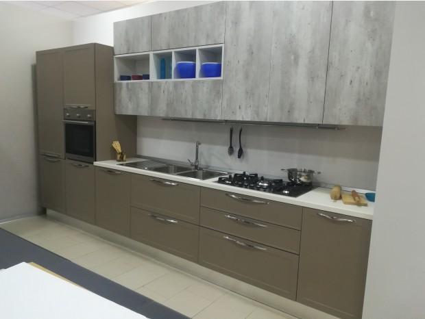 Cucina lineare Aran cucine Eva