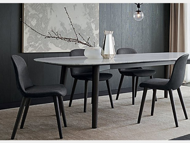 Sedia Poliform Mad  Dining Chair