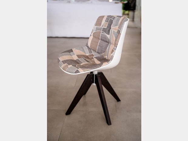 Sedia MDF Flow chair color