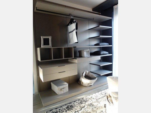 Cabina armadio Novamobili Walk-in closets