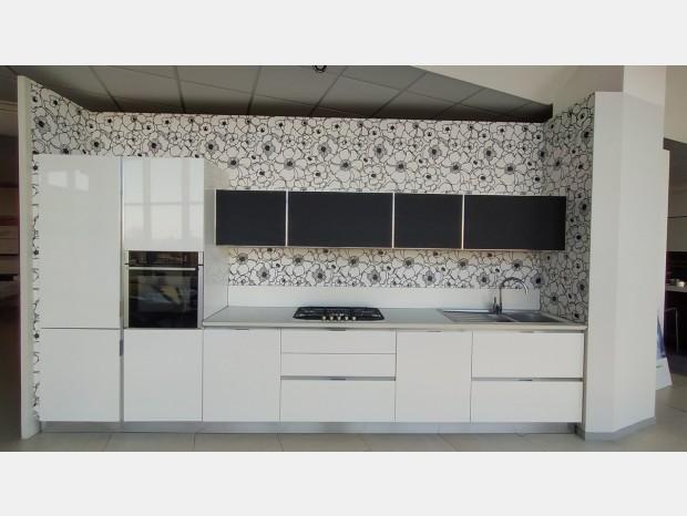 Cucina lineare Dibiesse Horizon
