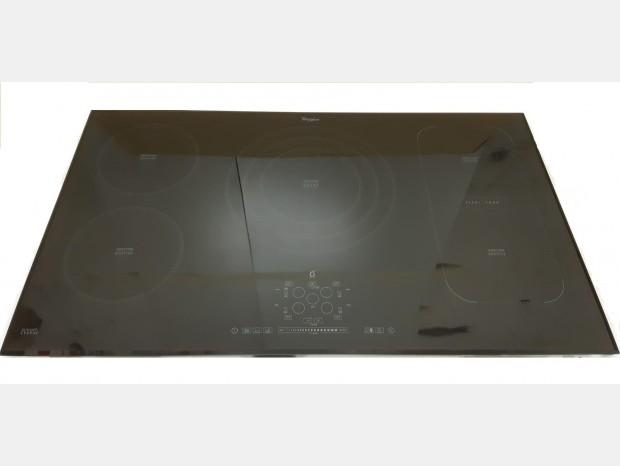 Piano Cottura Whirlpool INDUZIONE ACM 795/BA I ND NERO