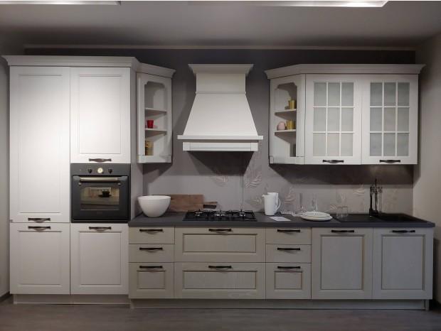 Cucina lineare Stosa Cucine Virginia