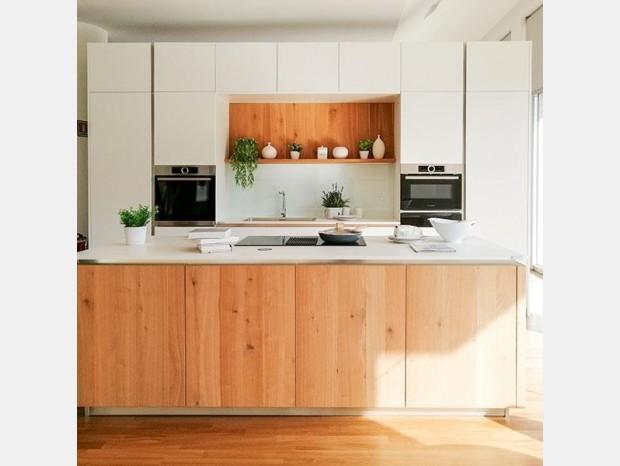 Cucina con Isola Veneta Cucine Lounge