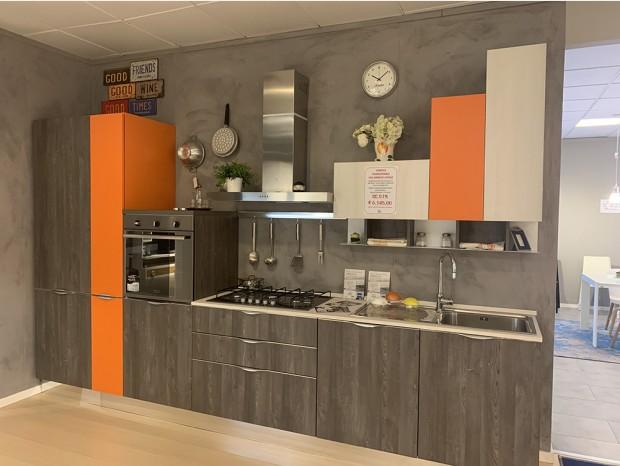 Cucina lineare Stosa Cucine MAYA