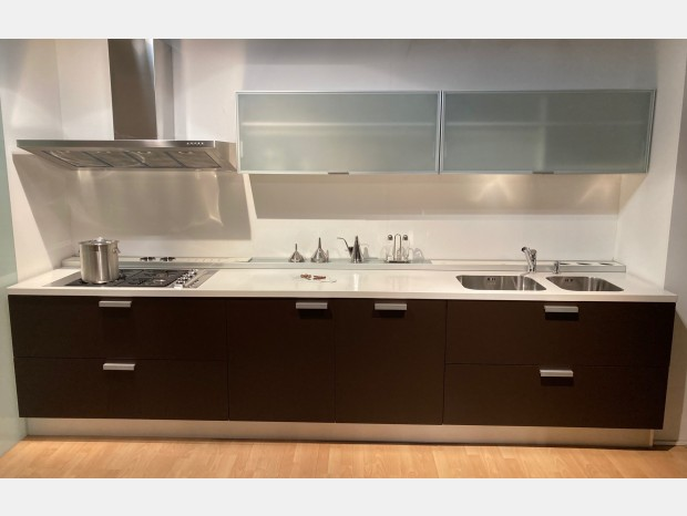 Cucina lineare Varenna PLANET