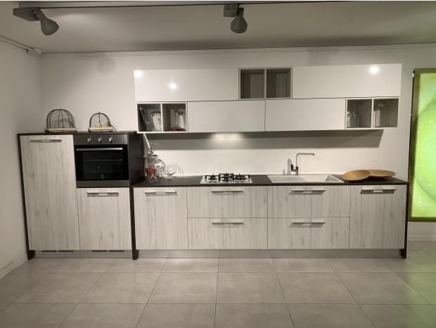 Cucina lineare G&D Cucine Energy