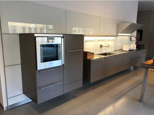 Cucina lineare Bulthaup B3