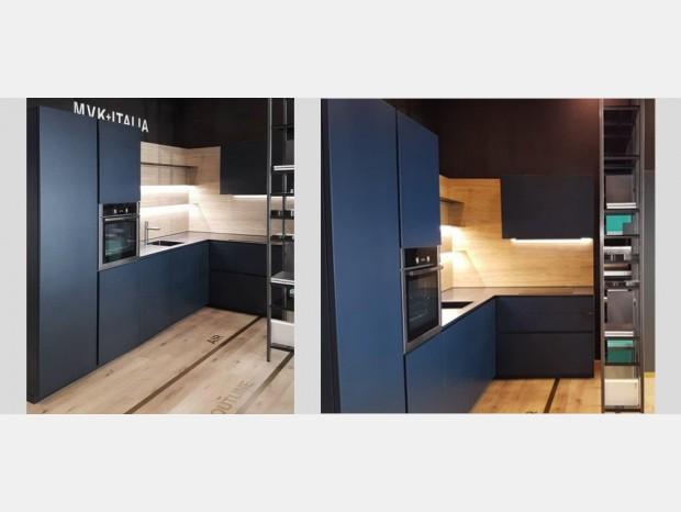 Cucina angolare MVK+ITALIA AIR