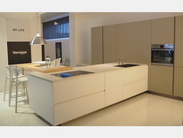 Cucina con Isola Poliform Artex