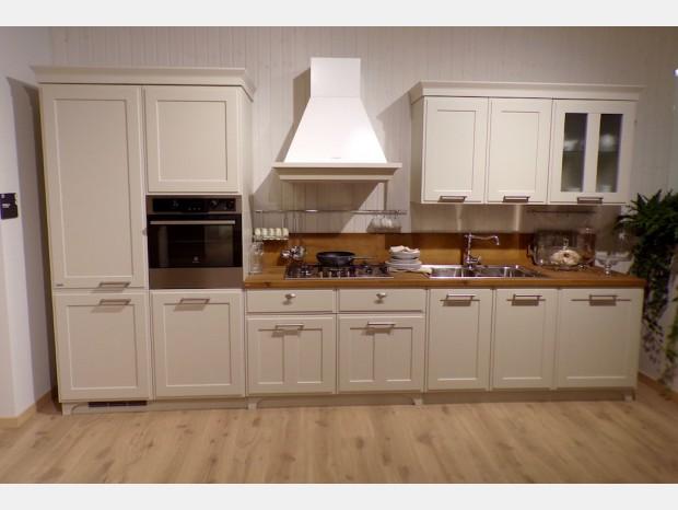 Cucina lineare Scavolini Favilla