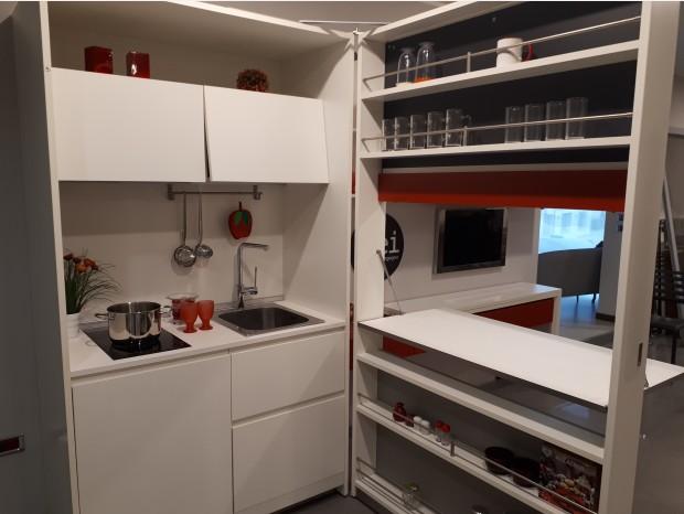 Cucina lineare Clei Kitchen Box