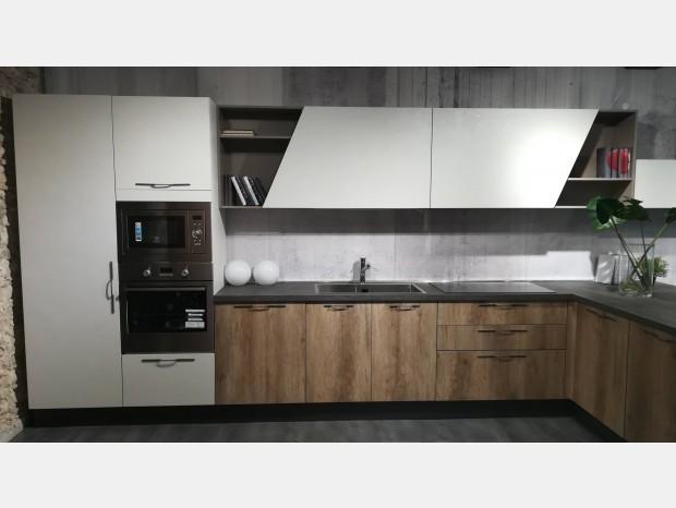 Cucina angolare Aran cucine MIA