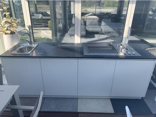 Cucina lineare Produzione Artigianale Cucina da esterno