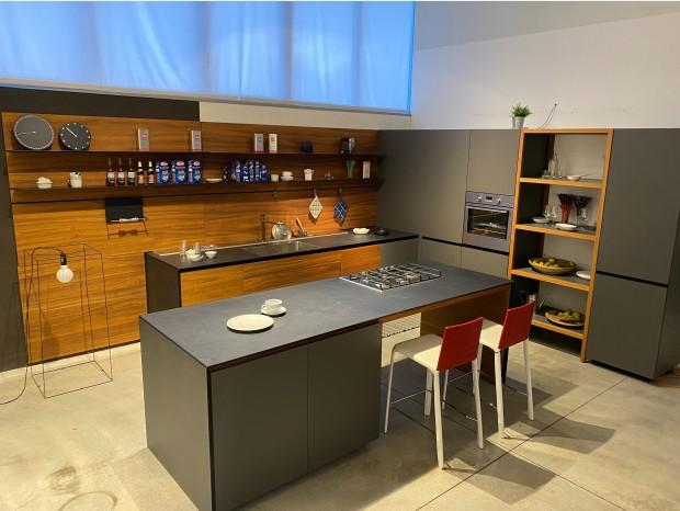 Cucina angolare Valcucine Forma Mentis