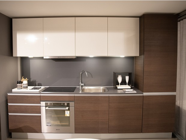 Cucina lineare Poliform My Planet