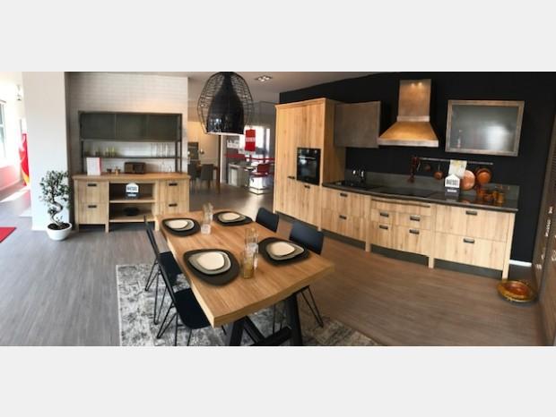 Cucina lineare Scavolini diesel