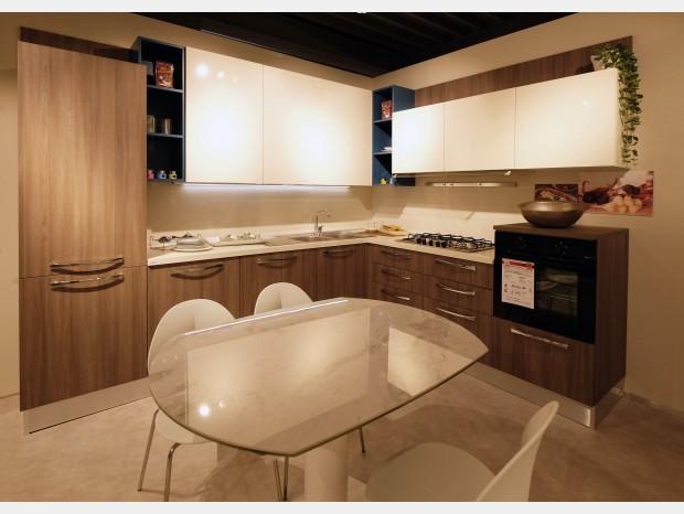 Cucina angolare La Casa Moderna Carol