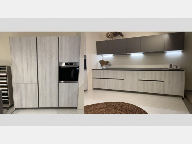 Cucina lineare Forma 2000 SPACE LAB
