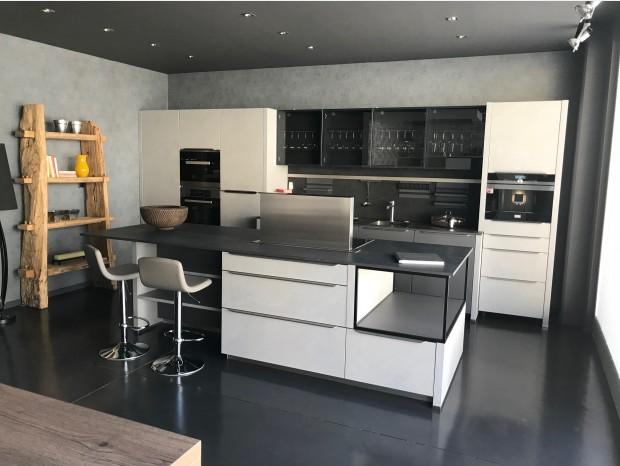 Cucina con Isola Cucina Tedesca StoneArt