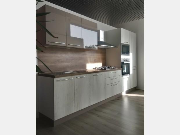 Cucina lineare Net Cucine kira