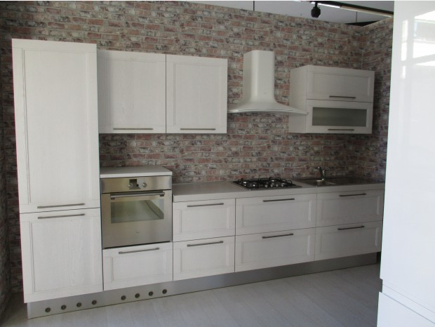 Cucina lineare Astra Old Line