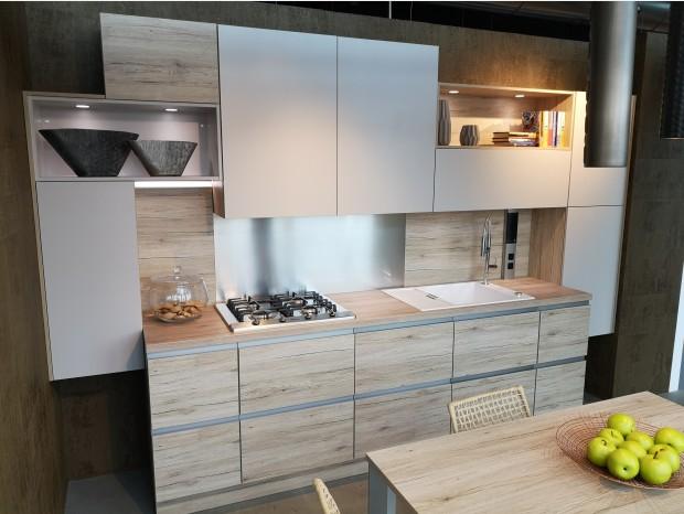 Cucina lineare Produzione Tedesca Riviera