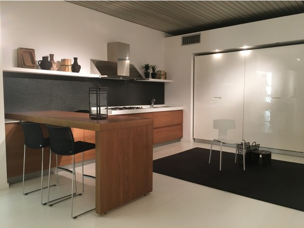 Cucina con penisola MK Cucine Extra 04