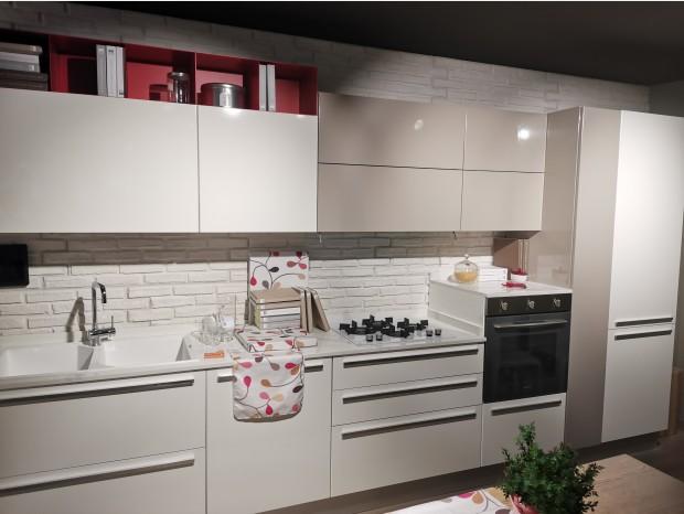 Cucina lineare Lube NOEMI