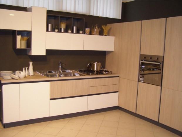 Cucina angolare Stosa Cucine Aleve