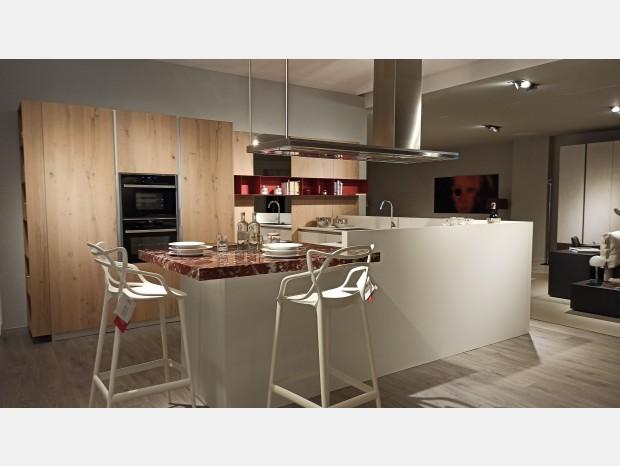 Cucina angolare Doimo Cucine Aspen