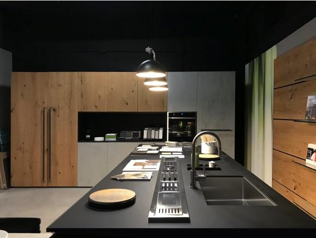 Cucina con Isola Aster Cucine factory