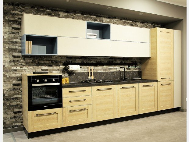 Cucina lineare Ar-Tre Frame