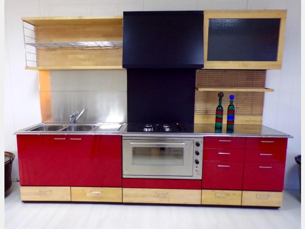 Cucina lineare Boffi Factory