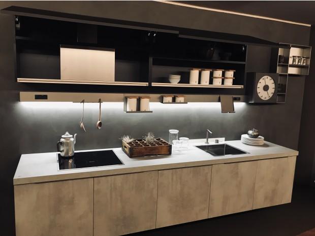 Cucina lineare Dada Indada