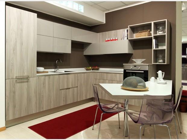Cucina angolare Veneta Cucine Start-Time Go New
