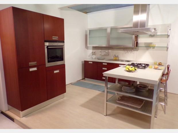 Cucina con penisola Scic Lavezzi
