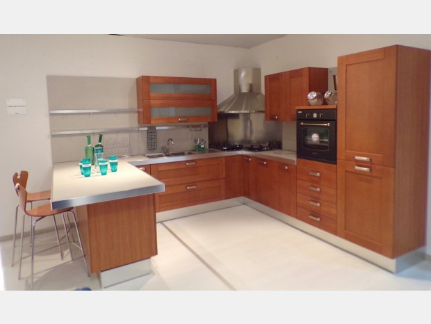 Cucina con penisola Scic Portorotondo