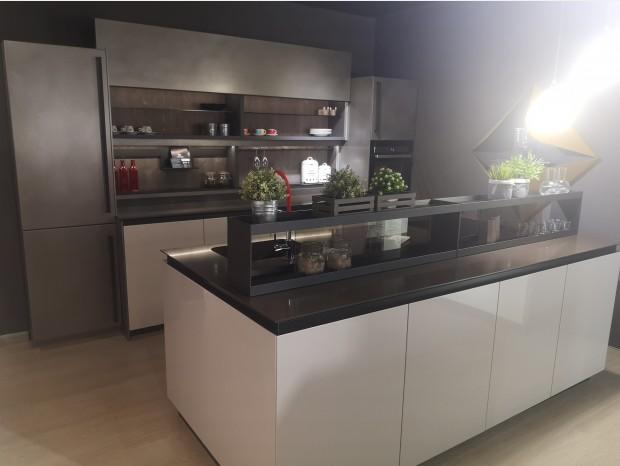 Cucina con Isola Arrital ak05
