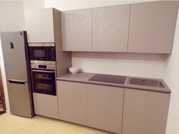 Cucina lineare Arrital Ak_02
