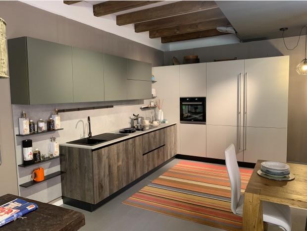 Cucina angolare Forma 2000 Trend Linea